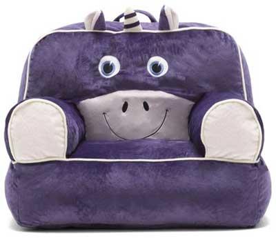 A Super Cool Purple Unicorn Bean Bag Chair For Kidsu2026