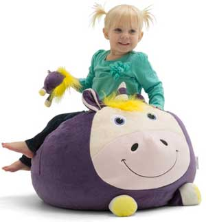 Giant Stuffed Unicorn Bean Bag Chair My Review